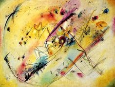 Bright Picture --.- Wassily Kandinsky