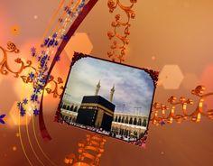 Faizan e Hajj Ident created by me for Madani Channel