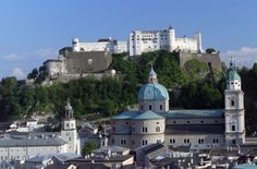 Salzburg is one of my favorite places in Austria. Filled with beauty, history, good food and great people.