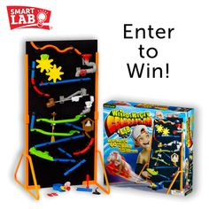 *Facebook Giveaway* Requires you to answer a trivia question. WOMEN IN SCIENCE TRIVIA! What female innovator WOMEN IN SCIENCE TRIVIA! What female innovator can we thank for inventing the first coffee filter? Answer this week's trivia using the link below or the CONTEST tab to be entered to win WEIRD & WACKY CONTRAPTION LAB!... #canada #facebook #smartlabtoys