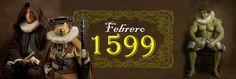 Un Diario del Siglo XVII: FEBRERO de 1599