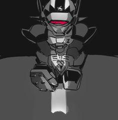 Mirrorverse Iron Leaguer 05.
