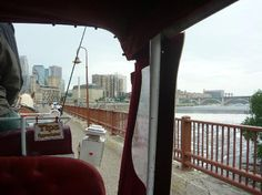 The Hitching Company-- horse drawn carriage ride through minneapolis