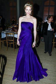 Princess Charlene of Monaco in Ralph Lauren