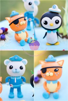 octonauts pictures | Categories : Cakes , Special Occassions