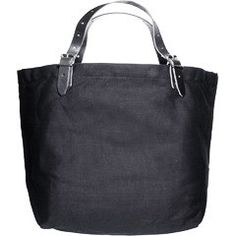 Duluth Pack Canvas Tote Bag (Black)
