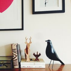 The Eames House Bird...beautiful!!