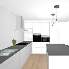 Her går d i planlegging for tiden!  Gleder meg vilt til å flytte inn i ny leilighet! #kjøkken #tegning #kjøkkentegning #kjøkkeninspirasjon #hvitt #drømmekjøkkenet #renstil #nyleilghet #nybygg #nytthjem #hitranårduvil #brøggholmen