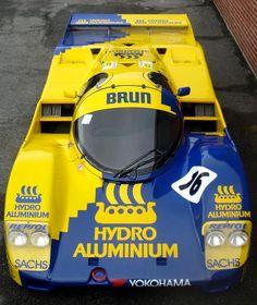 1986 Porsche 962 IMSA Race car