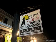 Gettysburg Ghost Tours: A Ghost of a Ghost Tour in Gettysburg, Pennsylvania