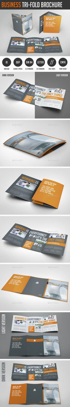 Design a professional business brochure and flyer Brochures - religious brochure