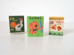 Items similar to CUTE - Old Chinese Mini Wax Crayons on Etsy Wax Crayons, Editorial Design, Baby Love, Chinese, Mini, Illustration, Cute, Etsy, Illustrations