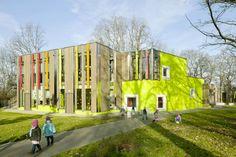 Детский сад в Лейпциге