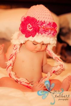 I need to have a baby girl Templin, and I would be determined to make this hat for her!