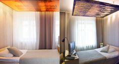 Single room | Hotel Helka Helsinki, Curtains, Friends, Inspiration, Ideas, Home Decor, Finland, Traveling, Amigos
