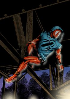 Scarlet Spider  It is Possible by~ arthelius