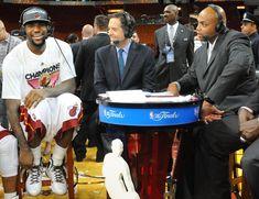 2251c8964c4 Charles Barkley invites LeBron James on  Inside the NBA  for playoffs -  Yahoo Sports