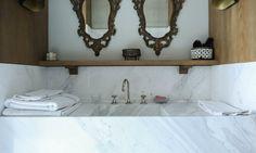 Salle de bain Dorothée Boissier Appartement Gilles & Boissier