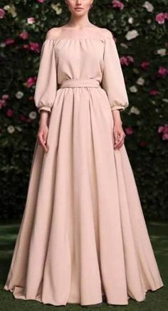 gorgeous gowns Shop the latest women's nude and blush evening dresses, lace wedding gowns and sexy prom dresses. Browse our selection from the top fashion stores. Simple Dresses, Pretty Dresses, Beautiful Dresses, Evening Dresses, Prom Dresses, Wedding Dresses, Lace Wedding, Hijab Fashion, Fashion Dresses