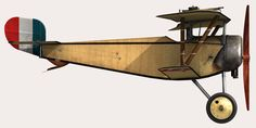 Nieuport 11.C1 / Store / Rise of Flight - free-to-play game about the World War I