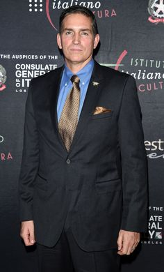 Jim Caviezel attend Cocktail Party Celebrating 1th Taormina Film Fest at the Italian Cultural Institute in Los Angeles, California, January 21st 2016.
