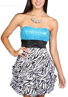 Blue and zebra(:
