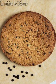 Cookies géant ***Dernier article avant le déménagement du blog***