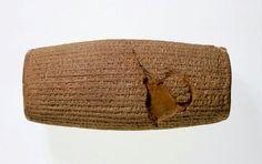 Cyrus Cylinder, 539 BCE
