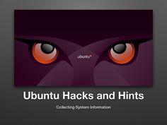 Ubuntu Linux Server Collecting System Information