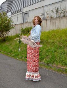 Mi vestido largo de Primark | www.yohanasant.es Personal Shopper en Asturias