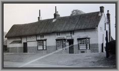 The Folly Inn Towcester - 1940