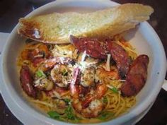 This is one of many Mardi Gras pasta recipes. I have changed it over the years. - This is one of many Mardi Gras pasta recipes. I have changed it over the years and it is always a - Creole Recipes, Cajun Recipes, Seafood Recipes, Cooking Recipes, Haitian Recipes, Donut Recipes, Cajun Dishes, Seafood Dishes, Pasta Dishes