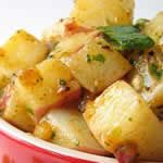 Healthy Potatoes and Onions