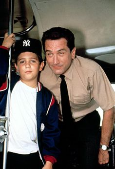 A Bronx Tale - Calogero and Lorenzo Anello #GangsterFlick
