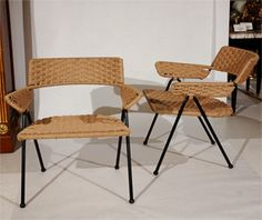 Set of Four Chairs by William Haines thumbnail 2