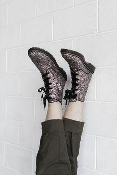 Billie vegan glitter lace-up boots by Australian vegan shoe brand Zette. Lace Heels, Lace Up Boots, Glitter Boots, Vegan Shoes, Vegan Fashion, Shoe Brands, Combat Boots, Product Launch, Footwear
