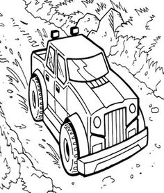 race car jeep off road coloring page off road car car coloring pages