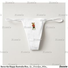 Barry the Happy Australia Koala. Underwear