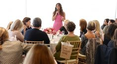 """#HipNJ started Breast Cancer Awareness Month in a very Hollywood way- with British starlet Elizabeth Hurley!  Our Maria Falzo chatted with """"The Royals"""" actress at Bloomingdale's Short Hills , where she hosted a private luncheon to kick off Bloomie's Pink Campaign to benefit the Breast Cancer Research Foundation, the Marisa Acocella Marchetto Foundation and The Carey Foundation benefiting The Tutu Project."""