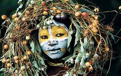 people from the omo valley  hans silvester