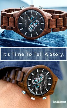Looking for something more than just a boring old watch? With over 18 handcrafted designs to choose from, we're sure you'll find one that fits your style and is bound to spark up tones of conversations. FREE shipping worldwide!