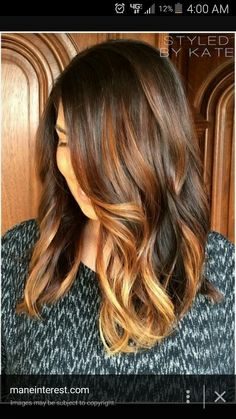 love this - brunette with highlights hair color ideas - Couleur Cheveux 02 Ecaille Hair, Tortoise Shell Hair, Hair Color Highlights, Brunette Highlights, Balayage Highlights, Ombre Balayage, Golden Highlights, Caramel Highlights, Bayalage