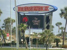 Boardwalk, Ft. Walton Beach, Florida  Just a quick walk from Waterscape Resort - either by walking on beach or sidewalk!