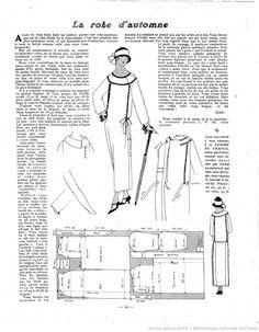 Les Modes de la femme de France   1923-09-23   Gallica
