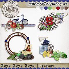 Boys Boys Boys Clusters | September Mixology