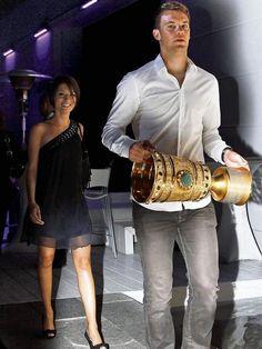 Manuel Neuer Girlfriend Pregnant Manuel neuers girlfriend