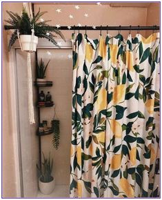Decor shower curtain Pitfall of Guest Bathroom Decor Ideas Shower Curtains Shelves - athomebyt. Pitfall of Guest Bathroom Decor Ideas Shower Curtains Shelves - athomebyte Small Bathroom Decor, Room Inspiration, Interior, Guest Bathroom Decor, Gorgeous Houses, Modern Small Bathrooms, Room Decor, Apartment Decor, Home Deco