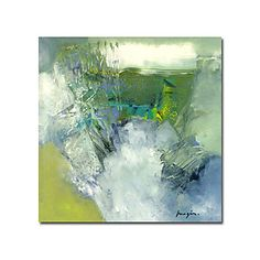 Hand-painted+Abstract+Oil+Painting+with+Stretched+Frame+–+USD+$+69.99