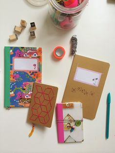Make your own notebooks