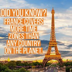 #didyouknow, #iloveparis, #visitparis I Love Paris, Did You Know, Planets, Places To Go, Tower, Europe, France, Country, Travel